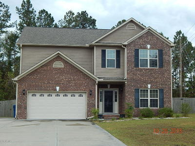 Havelock Single Family Home For Sale: 206 Sand Run Road