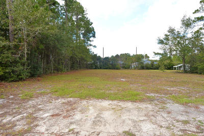 Sunset Beach Residential Lots & Land For Sale: 1049 Crocker Drive SW
