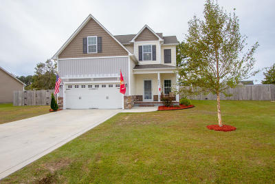 Richlands Single Family Home For Sale: 202 Coqui Court