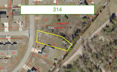 New Bern Residential Lots & Land For Sale: 314 Hawks Bluff Drive