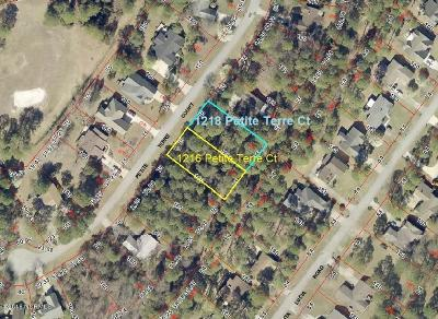 New Bern Residential Lots & Land For Sale: 1218 Petite Terre Court