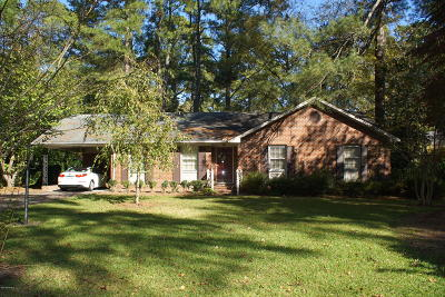 Rocky Mount Single Family Home For Sale: 711 S Taylor Street