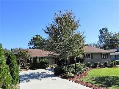 Sea Trail Plantation Single Family Home For Sale: 608 Wisteria Drive