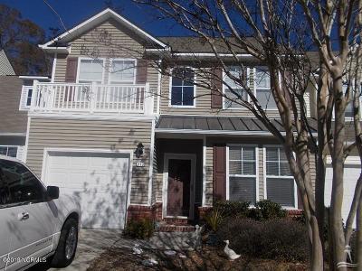 Calabash Condo/Townhouse For Sale: 212 Pilot House Place