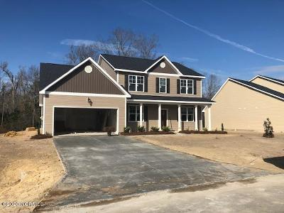 Jacksonville Single Family Home For Sale: 910 Courthouse Crossing