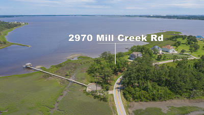 Newport Residential Lots & Land For Sale: 2970 Mill Creek Road