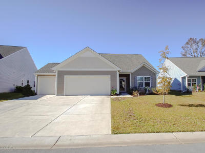 Calabash Single Family Home For Sale: 1016 Chickweed Court