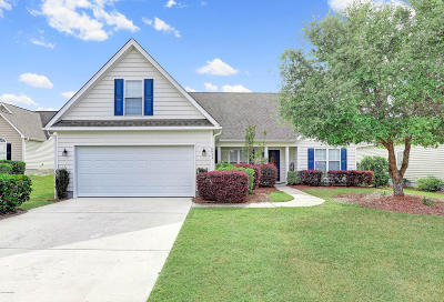 Southport Single Family Home For Sale: 4933 Summerswell Lane