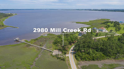 Newport Residential Lots & Land For Sale: 2980 Mill Creek Road