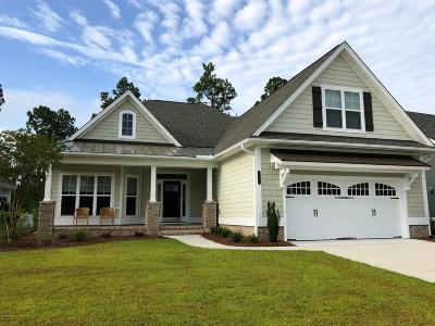 Leland Single Family Home For Sale: 1363 Still Bluff Lane