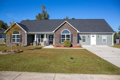 Winterville Single Family Home For Sale: 451 Barrel Drive