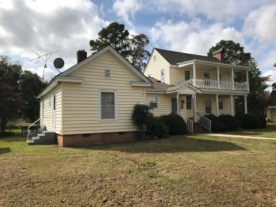 Nash County Single Family Home For Sale: 1048 Ada Taylor Road