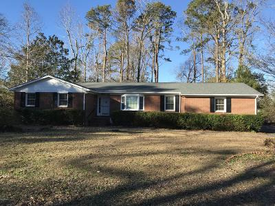 Havelock Single Family Home For Sale: 103 Barden Drive