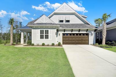 Leland Single Family Home Pending: 1382 Star Grass Way
