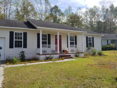 Jacksonville Single Family Home For Sale: 105 Waterfall Drive