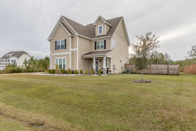 Jacksonville Single Family Home Active Contingent: 300 Bribster Court S
