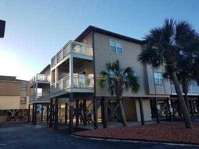 Ocean Isle Beach Condo/Townhouse For Sale: 27 Ocean Isle West Boulevard #Gg