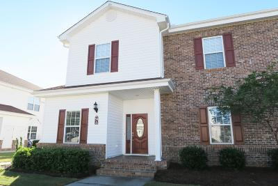 Brunswick Plantation Condo/Townhouse Active Contingent: 8855 Radcliff Drive NW #54a