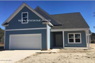 Calabash Single Family Home Pending: 330 Snowdrop Court NW
