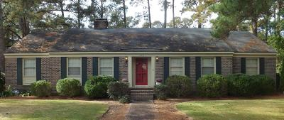 Rocky Mount Single Family Home For Sale: 408 Fairfield Drive