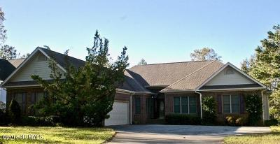 Olde Point, Olde Point Villas Single Family Home For Sale: 800 Cordgrass Road