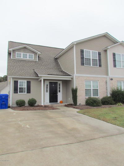 Greenville Single Family Home For Sale: 2209 Chavis Drive #A