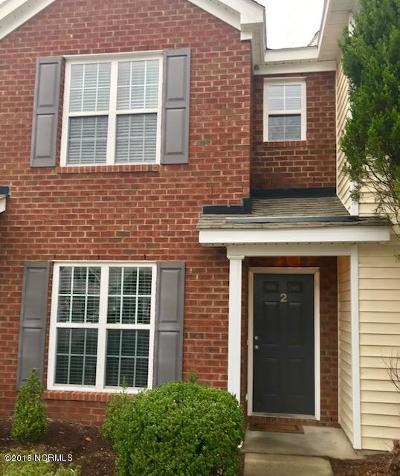 Winterville Condo/Townhouse For Sale: 1320 Thomas Langston Road #2