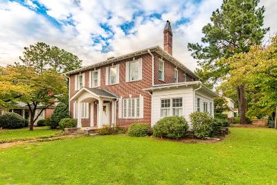 Greenville NC Single Family Home For Sale: $375,000