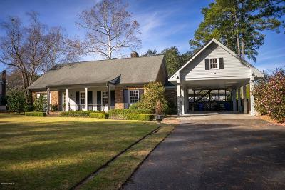 Greenville Single Family Home For Sale: 218 Country Club Drive Drive