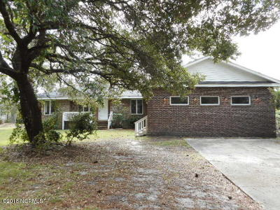 Oriental Single Family Home For Sale: 1212 Lupton Drive