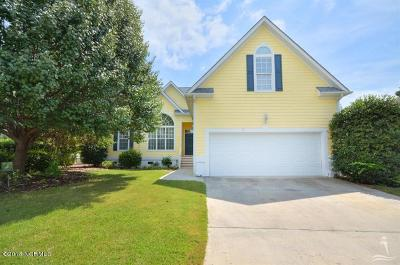 St James Single Family Home For Sale: 4113 Kittiwake Court