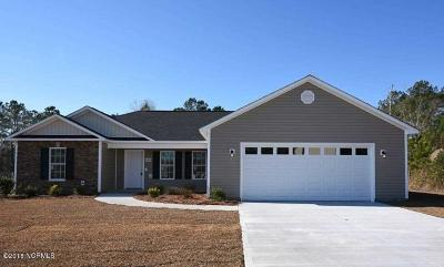 Jacksonville Rental For Rent: 408 McCall Drive
