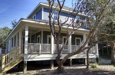 Bald Head Island Single Family Home For Sale: 9 Racerunner Court