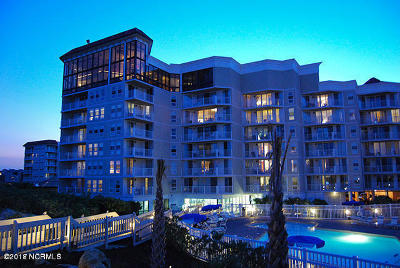 North Topsail Beach, Surf City, Topsail Beach Condo/Townhouse For Sale: 2000 New River Inlet Road #1114