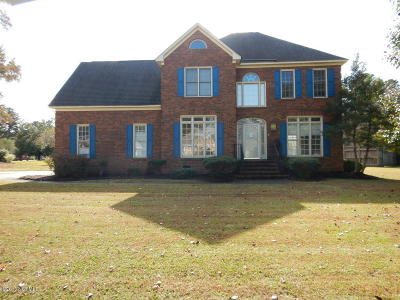 Greenville Single Family Home For Sale: 308 Mary Beth Drive