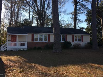Northwoods Single Family Home For Sale: 407 Delmar Road