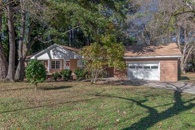 Elm City Single Family Home For Sale: 4645 Lake Wilson Road