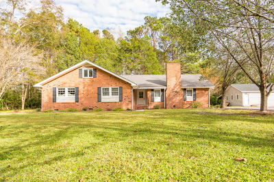 Newport Single Family Home For Sale: 207 Old Winberry Road