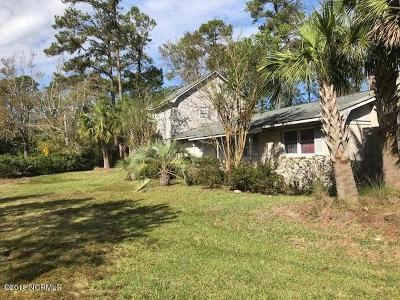 Wilmington Single Family Home For Sale: 6201 Wrightsville Avenue