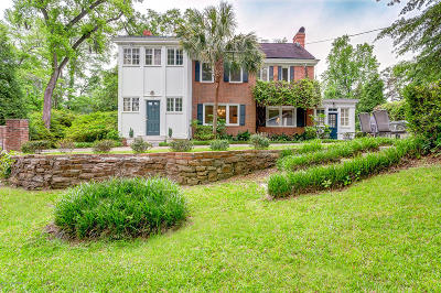 Wilmington Single Family Home For Sale: 2615 Wrightsville Avenue