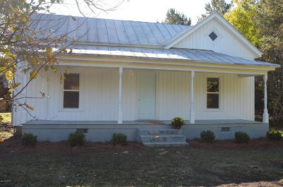 Nash County Single Family Home For Sale: 9243 West Mount Drive