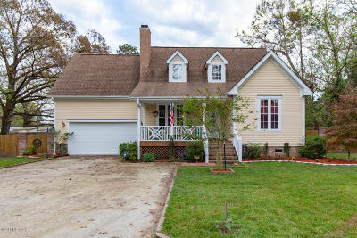 Richlands Single Family Home For Sale: 109 Mae Lane