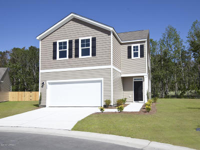 Wilmington NC Single Family Home For Sale: $270,460
