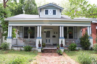 Wilmington Single Family Home For Sale: 314 S 16th Street