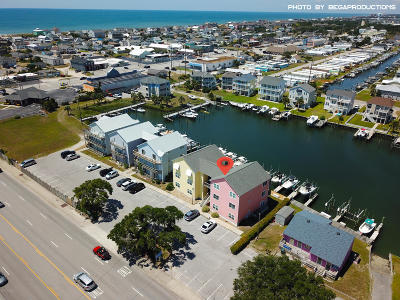Atlantic Beach Condo/Townhouse For Sale: 203 Atlantic Beach Causeway #A2