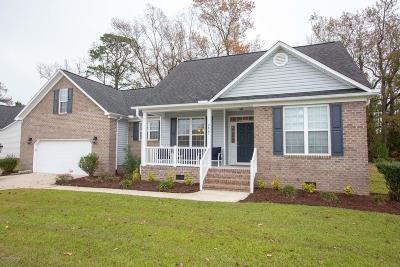 Winterville Single Family Home For Sale: 2827 Verbena Way