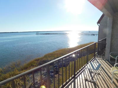 Morehead City NC Condo/Townhouse For Sale: $525,000