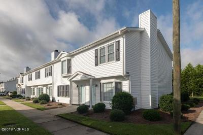 Greenville NC Condo/Townhouse For Sale: $56,900