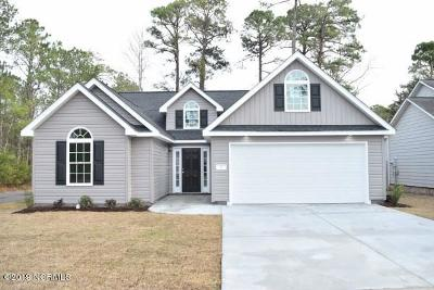 Carolina Shores Single Family Home For Sale: 1 Court 9 Northwest Drive