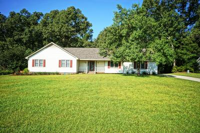 New Bern Rental For Rent: 2036 Williamson Drive